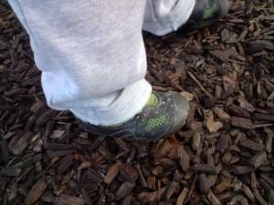 feet park